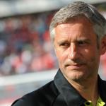Andreas Bergmann ist neuer Trainer des Regionalliga-Teams