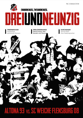 Stadionzeitung 02/22